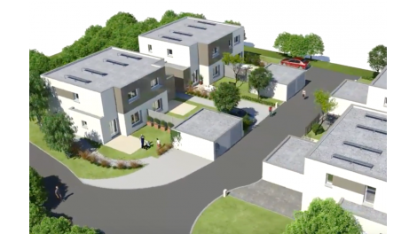 logement neuf à Besançon