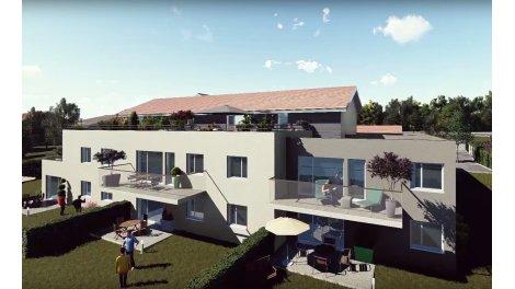 Les caudalies serre les sapins eco construction for Construction logement neuf