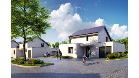 Maisons neuves Le Clos de l'Envol éco-habitat à Thise