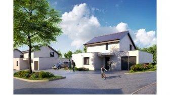 Maisons neuves Le Clos de l'Envol investissement loi Pinel à Thise