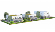 Appartements neufs Les Jardins de Louis éco-habitat à Besançon