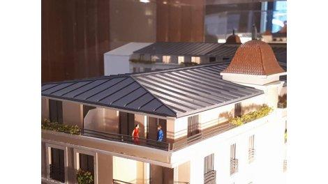 Appartement neuf Dôme Impérial à Besançon