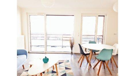Appartement neuf Beauregard à Besançon