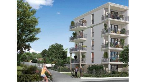eco habitat neuf à Besançon