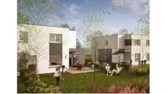 """Programme immobilier du mois """"Les Villas des Torcols"""" - Besançon"""