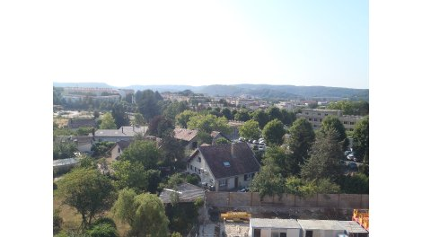 Appartement neuf Résidence Nalanda à Besançon