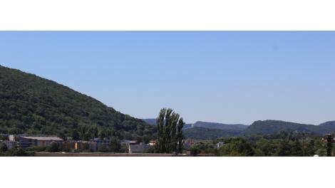 Appartement neuf Le Panoramic investissement loi Pinel à Besançon