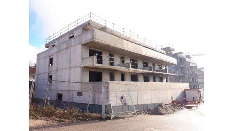Appartement neuf City Park éco-habitat à Besançon
