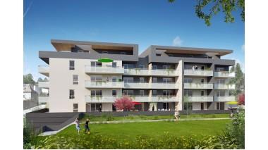Appartement neuf City Park à Besançon