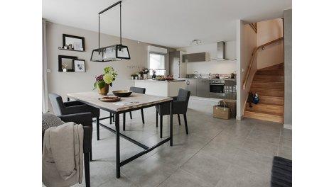 Appartements et maisons neuves Carrés de Castellione à Châtillon-le-Duc