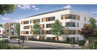 Appartements neufs Pavillon Eos éco-habitat à Toulouse