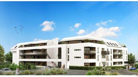 Appartements neufs Iris éco-habitat à Melesse