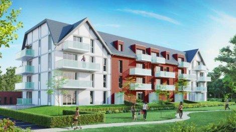 Appartements neufs Redparc investissement loi Pinel à Frelinghien