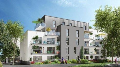 Appartement neuf Residence Crebillon à Lanester