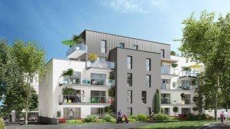 Appartements neufs Residence Crebillon investissement loi Pinel à Lanester
