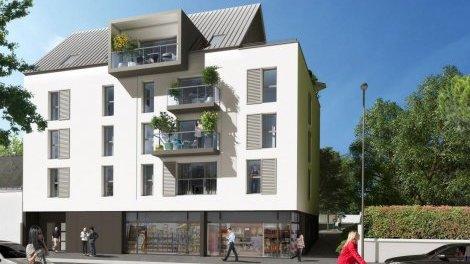 appartement neuf à Lanester