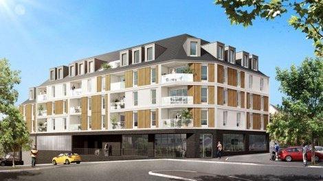 Appartement neuf Villa Victoria à Bruz