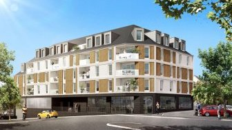 Appartements neufs Villa Victoria éco-habitat à Bruz