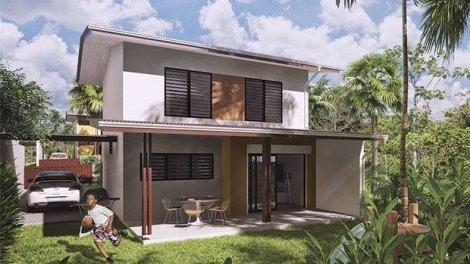Appartements et maisons neuves Rémire-Montjoly C1 investissement loi Pinel à Rémire-Montjoly