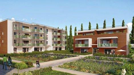 Appartement neuf Aix-en-Provence C3 investissement loi Pinel à Aix-en-Provence