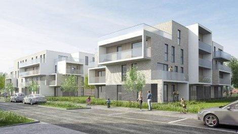 Appartements neufs Tertio investissement loi Pinel à Lesquin