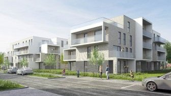 Appartements neufs Tertio éco-habitat à Lesquin