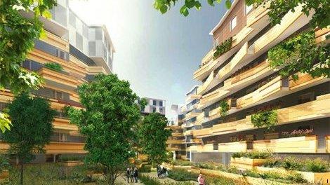 Appartement neuf Castelnau-le-Lez C1 éco-habitat à Castelnau-le-Lez
