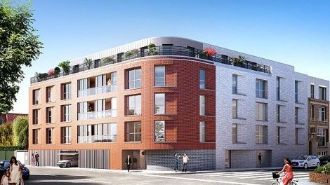 Appartement neuf Amarante à La Madeleine