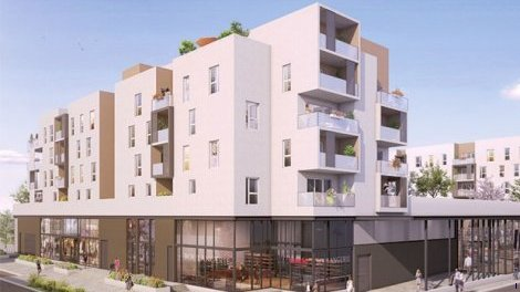 Appartement neuf Givors C1 investissement loi Pinel à Givors