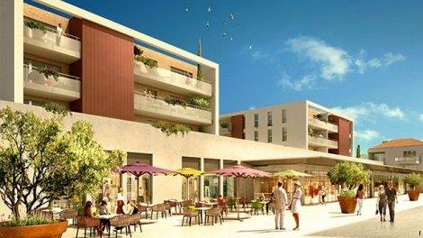 Appartement neuf Istres C1 éco-habitat à Istres
