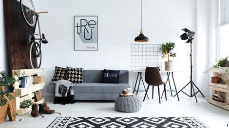 Appartements et maisons neuves Villeurbanne C1 investissement loi Pinel à Villeurbanne