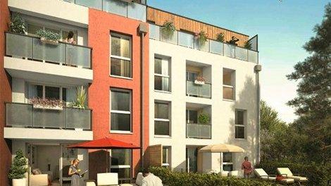 Appartement neuf Corbeil-Essonnes C1 éco-habitat à Corbeil-Essonnes