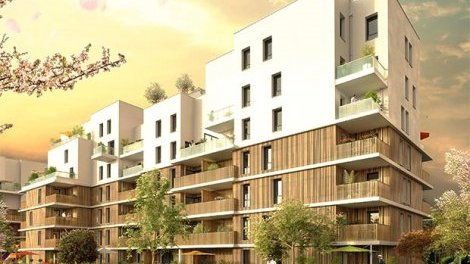 Appartement neuf Ambilly C2 investissement loi Pinel à Ambilly