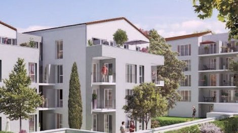 Appartement neuf Villeurbanne C1 à Villeurbanne