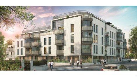Appartement neuf Écrin de Jade investissement loi Pinel à Aulnay-sous-Bois