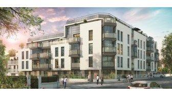 Appartements neufs Écrin de Jade éco-habitat à Aulnay-sous-Bois