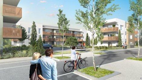 Appartement neuf Cosy Lodge à Aix-les-Bains