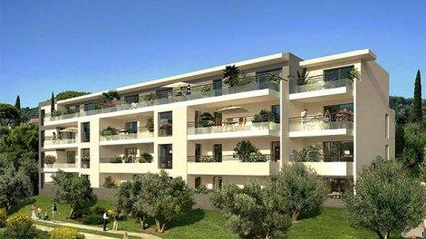 Appartement neuf Saint-Laurent-du-Var C2 investissement loi Pinel à Saint-Laurent-du-Var