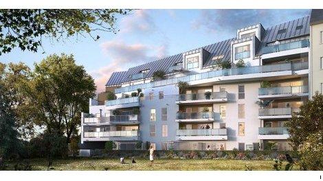 Appartement neuf Agora investissement loi Pinel à Rennes