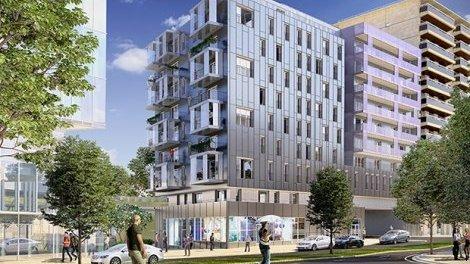 Appartement neuf Nogent-sur-Marne C3 à Nogent-sur-Marne