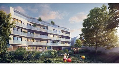 Appartement neuf Icone investissement loi Pinel à Rennes