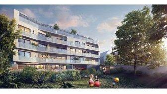 Appartements neufs Icone éco-habitat à Rennes