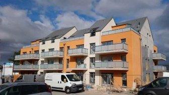 Appartements neufs Florescence éco-habitat à Pont-Péan