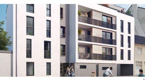 Appartement neuf Idylle à Nantes