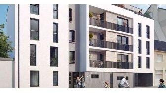 Appartements neufs Idylle investissement loi Pinel à Nantes