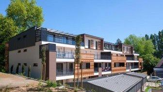 Appartements neufs CŒur Boisé éco-habitat à Betton