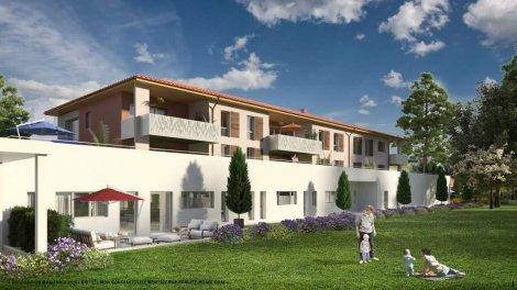 Appartements neufs Les Toits de la Veyle à Grièges