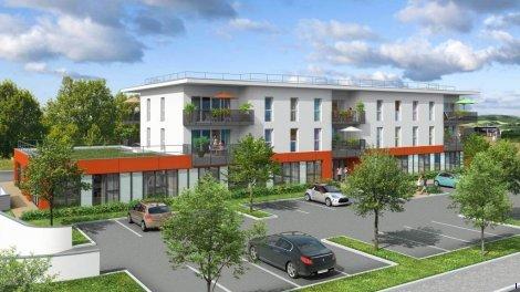 Appartement neuf Les Balcons de Savys éco-habitat à Crêches-sur-Saône