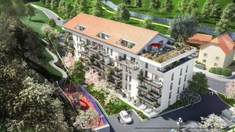 Appartements neufs Le Mozart à Chatillon-sur-Chalaronne
