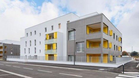 Appartement neuf Nouvelle Coupée 2 éco-habitat à Charnay-les-Mâcon